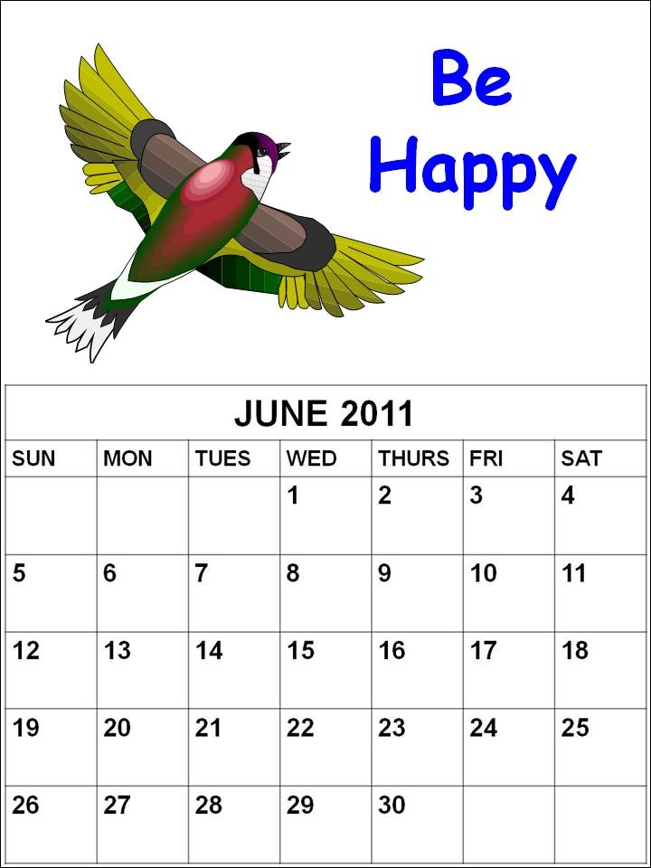 june 2011 calendar blank. june 2011 calendar blank. june