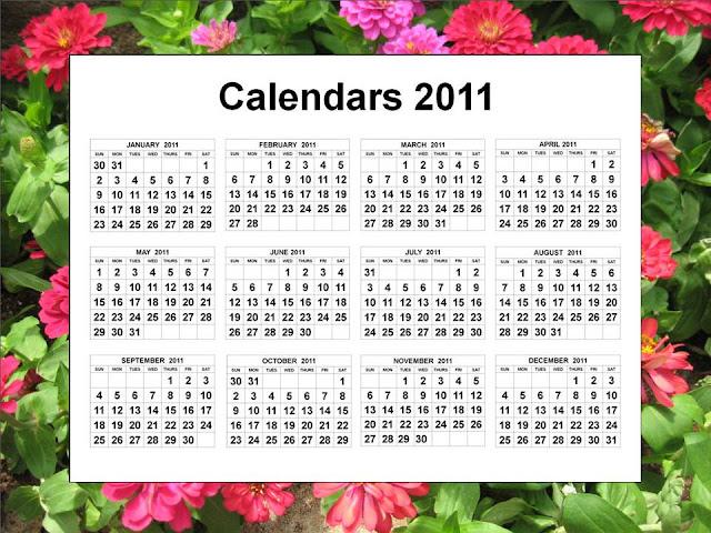 printable calendar 2011 canada. printable monthly calendar