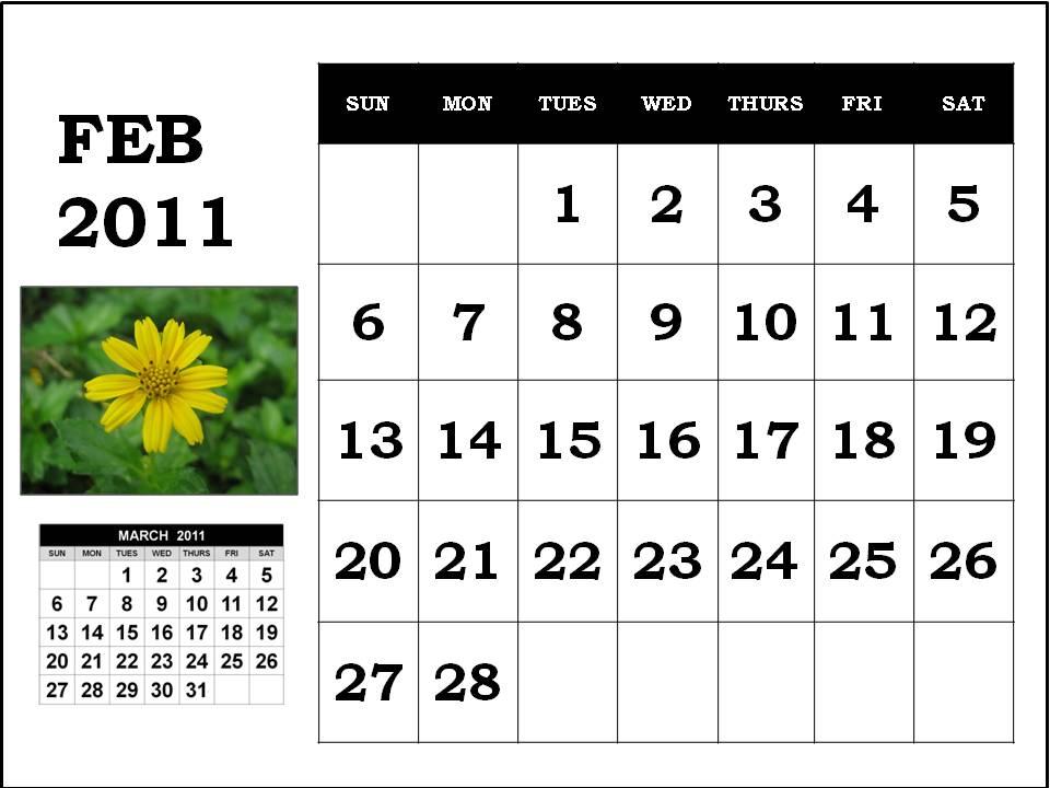 2011 annual calendar printable. 2011+calendar+printable+by