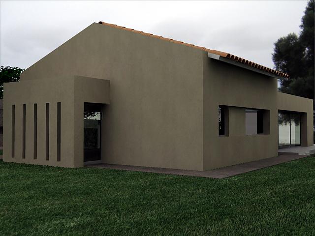 Estudio Rom Arquitectura Residencial Granadero Baigorria