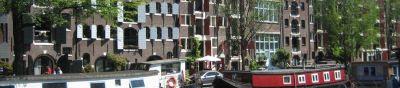 min drömvy av Amsterdam