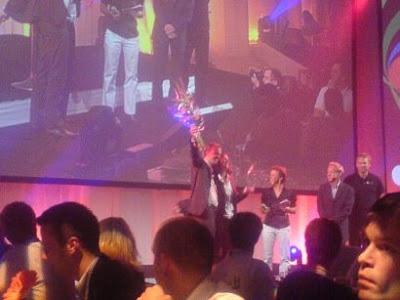 Vinnare av folkets pris - Capgemini Sverige med tjänsten Skånetrafikens Mina Sidor som ger resenärer individanpassad och uppdaterad information både i webbläsaren och i mobilen