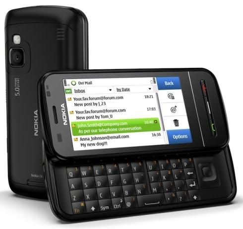 Nokia Unveils New Messaging Phones: Nokia C3, Nokia C6 and Nokia E5
