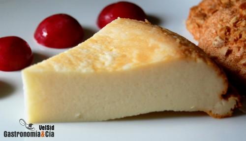 Desde un rinc n de mi habitaci n diciembre 2010 - Postres con queso de untar ...