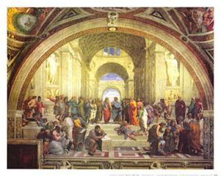 Italian Renaissance Artist Raphael Circa 1510 And 1511