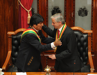Leyes en Bolivia