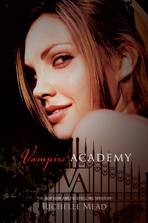 So everyone has probably heard that The Vampire Academy by Richelle Mead has