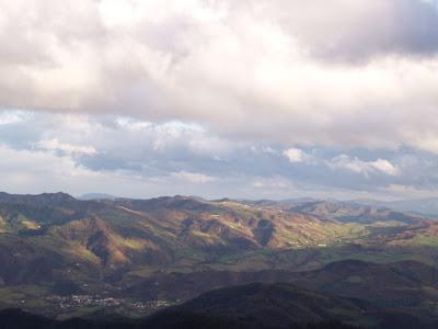 Santa Sofia e la valle del Carnaio