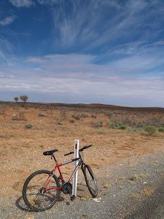 Outback tra Silverton e Broken HillOutback tra Silverton e Broken Hill