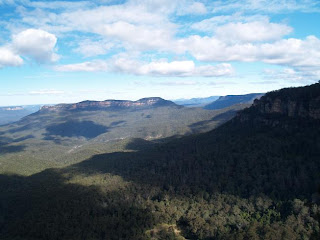 Blue Mountains: panorama da Leura