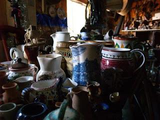 Collezione di vasi