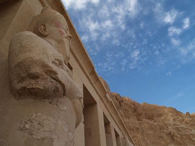 Tempio di deir Hatshepsut