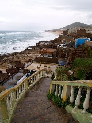 Capo Spartel, la terra tra il mare e l'oceano
