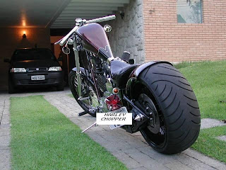 harley davidson hot bike