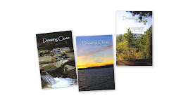 Drawing Close....My journals of poetry and scriptures created to draw you close to God