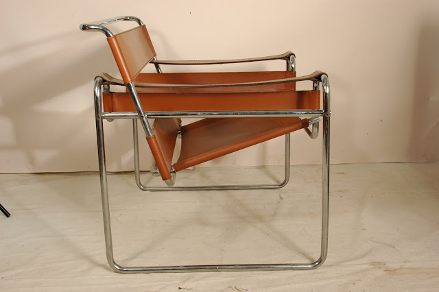 Marcel breuer b3 wassily chair sold