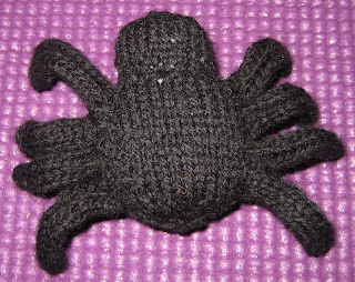 Spider Knitting Pattern : ChemKnits: Free Patterns by ChemKnits Summary