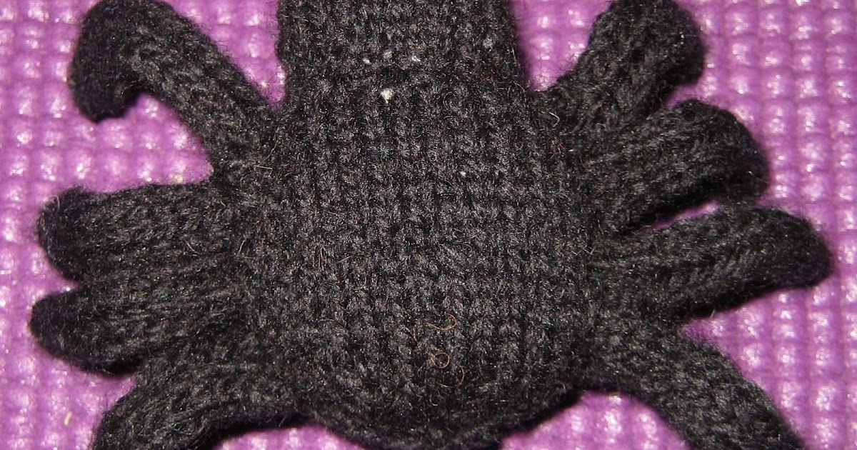 Chemknits Spiders Away