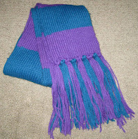 KNITTING HARRY POTTER SCARVES | Free Knitting Projects