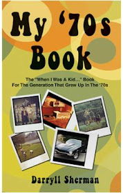 My Book all about life for us who grew up in the '70s...
