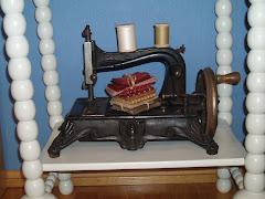 Min antikke symaskin