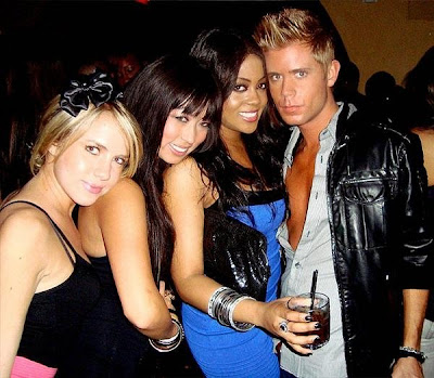 Photo of Former Paris Hilton's My New BFF contenders Kaitlin, Arika, ...