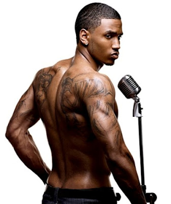 trey songz shirtless pics. Shirtless photo of Trey Songz,