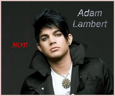 hot pics of adam lambert