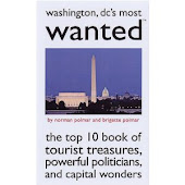 Washington DC's Most Wanted: The Top 10 Book of Tourist Treasures