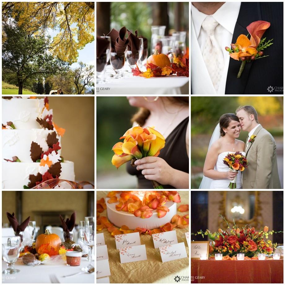 Wedding Colors Theme