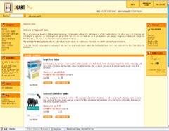 Script Online Shop X-CART