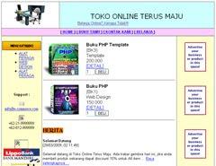 Online Shop Script E-Commerce