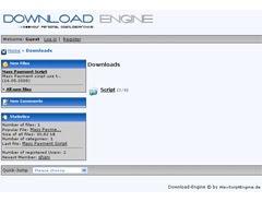 Script Download Engine