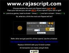 Download Script New Head Tail