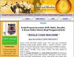 Download Script Social Gathering E-gold
