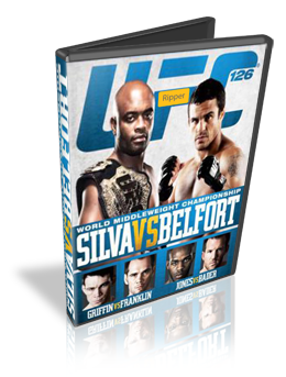 Download UFC 126 Silva vs Belfort 2011 HDTV