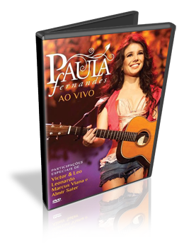 Download DVD Paula Fernandes Ao Vivo DVDRip 2011