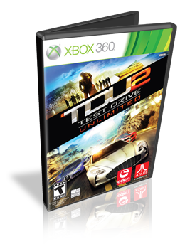 Download Xbox 360 Test Drive Unlimited 2 Região Free 2011