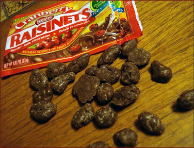 100 Calorie Pack Cran Raisinets