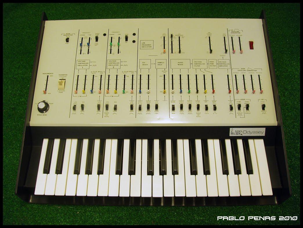 switched on synthesizer arp odyssey mki 2800 rh switchedonsynthesizer blogspot com korg arp odyssey owners manual ARP Odyssey Back