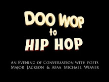 Doo Wop to Hip Hop: Interview with poets Major Jackson and Afaa Michael Weaver