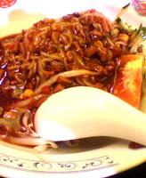 冷やしジャージャー麺