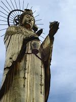 大観音寺とルーブル彫刻美術館