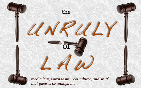 The Unruly of Law