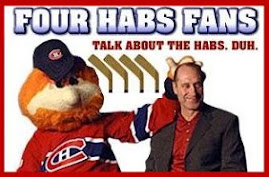 Four Habs Fans