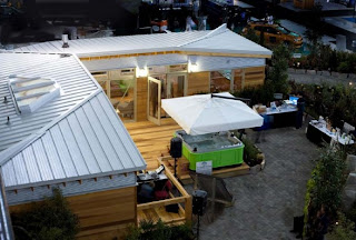 The EcoFabulous Modular Home from Architecton