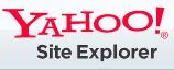 Yahoo Site Explorer Add My Site page