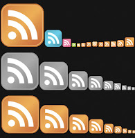 Free RSS Icons to Spice up Your Blogger Blogspot Blog