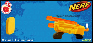 McDonalds Nerf Toys 2009 - Range Launcher