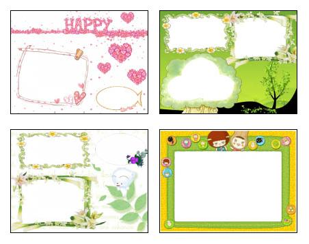 How to Create a Scrapbooking Page Using EM Free Photo Collage